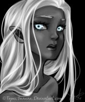 Dark Elf by TopazBanana