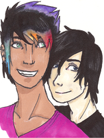 TMI: Malec by IisLARRY