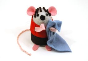 Linus Mouse by The-House-of-Mouse
