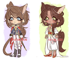 [closed] sketch adopts by seokjin