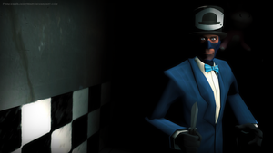 Five Nights at 2fort - Spy Fazf*ck by PrincessBloodyMary
