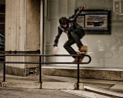 Skater 002 by aclay08