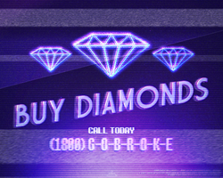 Get Your Diamond Today by elischiff