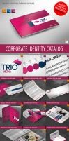 Complete corporate identity catalog 3 by mucahitgayiran