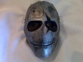 Army of Two Clyde mask by dragostat2