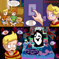 Mother 3 - Lights Out by Aviarei