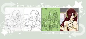 Tut:How To Create Digital Art by Kalisama