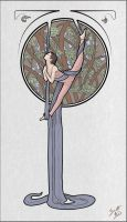 Aerialist I by sequentialscott