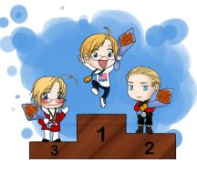 APH - Winter Games 2010... by mazoku-chan