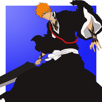 Project Ichigo Kurosaki Vector: Vector Preview by TattyDesigns