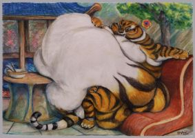 Fat master tigress by SSsilver-c