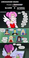 Crossover Wars Side-Story 1 by Neilsama