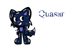 Quasar Reference by MuffinHTF