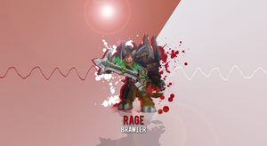 Wallpaper Request : Rage by barcodeqt