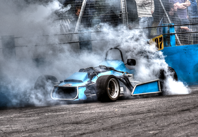 ...and then it just went BANG!..... by Petrol-Head-Images