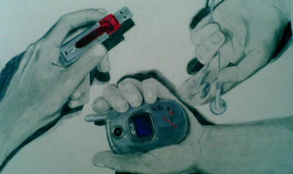 Technologic Hands by LovelyLambs
