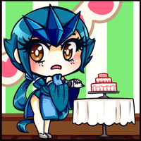 Event 01: Cooking Time with Xue by Bunnyloz