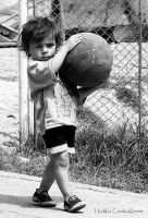 BURDEN - A load too heavy... by onewordphoto