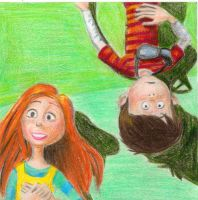 ted and audrey lorax by Mia-Oneill