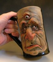 Paranoid Mug- FOR SALE by thebigduluth
