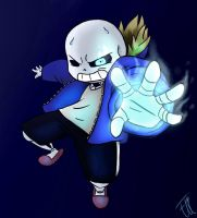 Undertale - Bad Time by Elanei