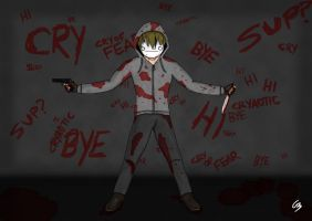 Cry of Badass - Gory Version by ShadowCat451