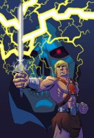 He-man! by MisterHardtimes