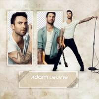 ADAM LEVINE PNG Pack# 6 by LoveEm08