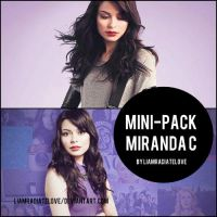 Mini-Pack Miranda Cosgrove by LiamRadiateLove