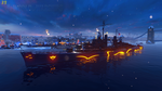 WoWS Fleet of Fog USS Atlanta by Scattergunsniper