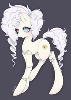 Ball Jointed Pony by Maxiria