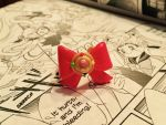Sailor Moon Bow Ring by AlphaChoconess95