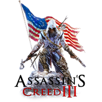 Assassin's Creed 3 Icon v1 by Ni8crawler