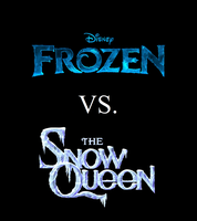 Disney's Frozen vs. Wizart's The Snow Queen by Polizzi