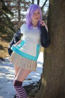 Cosplay: Mizore Shirayuki by Amishanda
