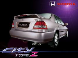 Honda Type Z by hrk