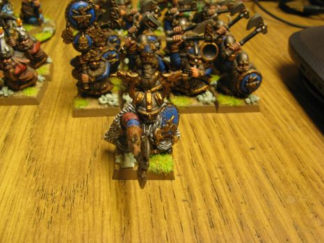 Battle for the Skull Pass Dwarf Army Pic 3 by Arival