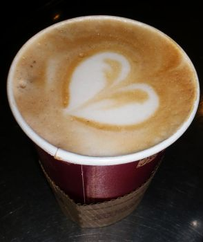I Heart Cappuccino by smilejustbcuz