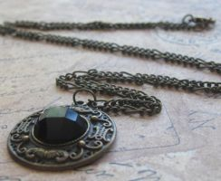 Other Worldly Necklace by LKJSlain