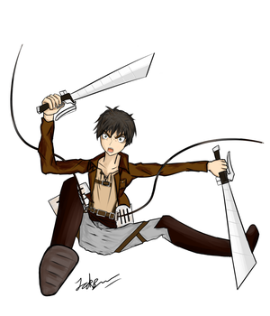 Eren by BoaCC