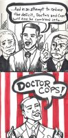 Origin of the Doctorcops by amtaylor12