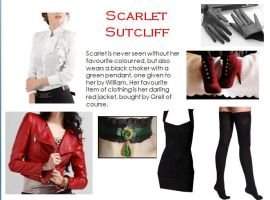 Scarlet Sutcliff Outfit Collage by GrellSutcliffFanatic