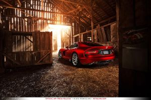 2013 SRT Viper GTS 14 - Press Kit by notbland