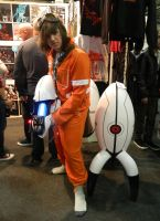 Portal Cosplay by MJ-Cosplay