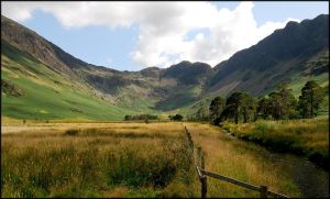 Buttermere   Lake District by gwenoder