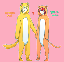 30 Day OTP Challenge: 11) wearing kigurumis by azngirlLH