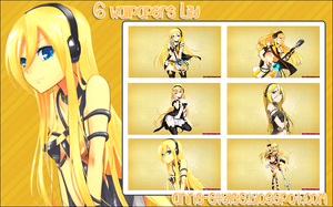 Pack Wallpapers Lily (Vocaloid) by AnneChan34