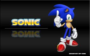 Sonic Background by MP-SONIC
