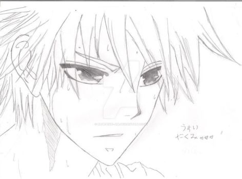 usui exhausted by bluepixie-jin