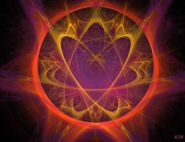 Atomic Heart by jccrfractals